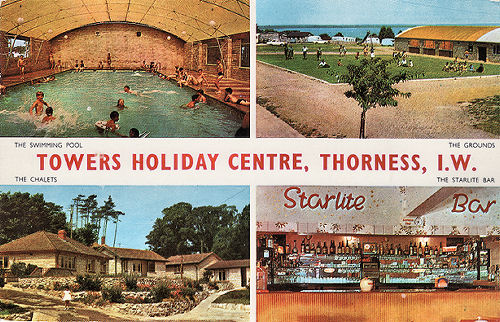 Thorness Bay Holiday Centre