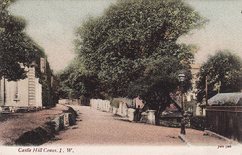 Cowes Baring Road