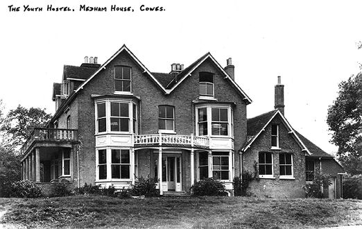 Cowes Youth Hostel, Medham